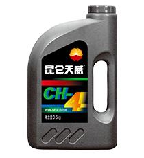 昆侖天威CH-4柴油機油